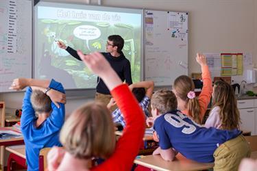 Gratis visles op jouw basisschool (video)