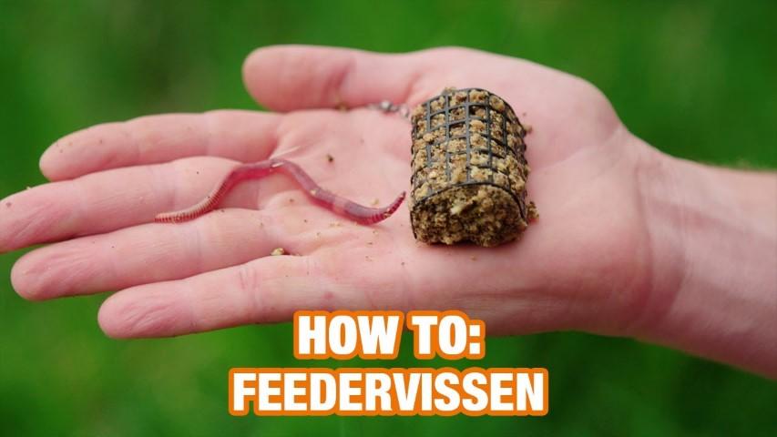 How To: Feedervissen (video)