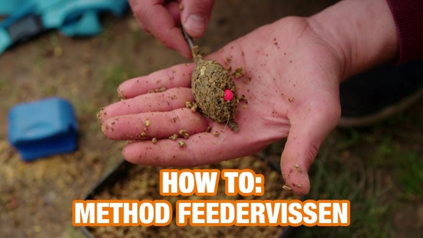 How To: Method Feedervissen (video)