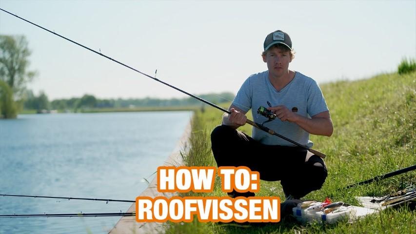 How To: Roofvissen (video)
