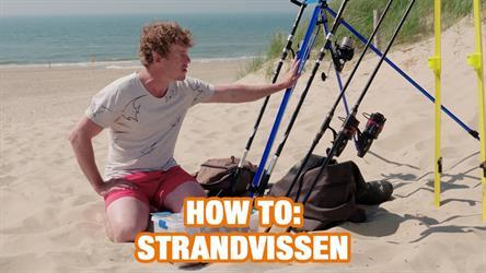 How To: Strandvissen (video)