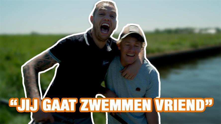 Roofvissen met Dutch Performante (video)