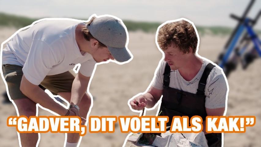 Strandvissen met Koen Weijland (video)